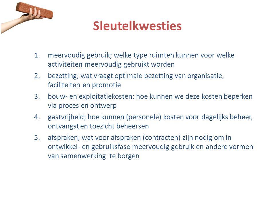 Opdracht 1.meervoudig gebruik o.l.v.Ed Hoekstra (Akta) 2.bezetting o.l.v.