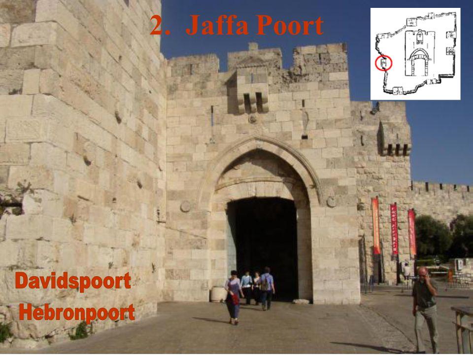 2. Jaffa Poort