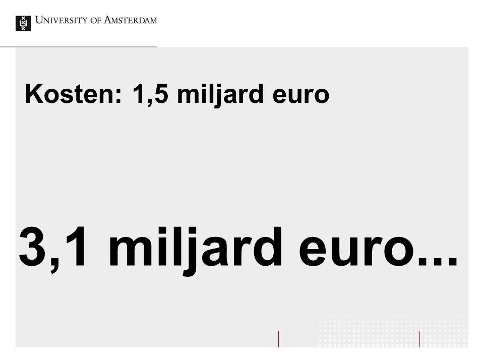 3,1 miljard euro...