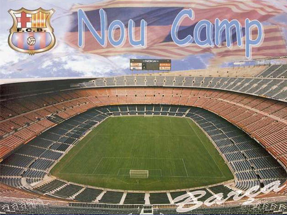 De Geschiedenis van Nou Camp... Het Oude Nou Camp.