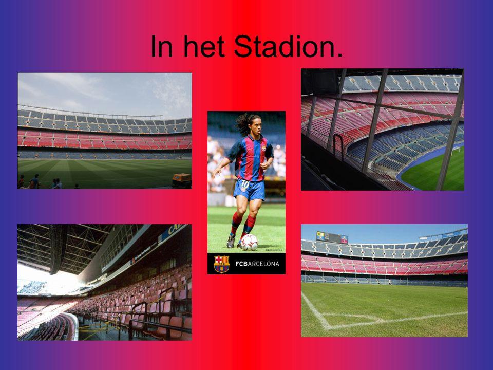 In het Stadion.