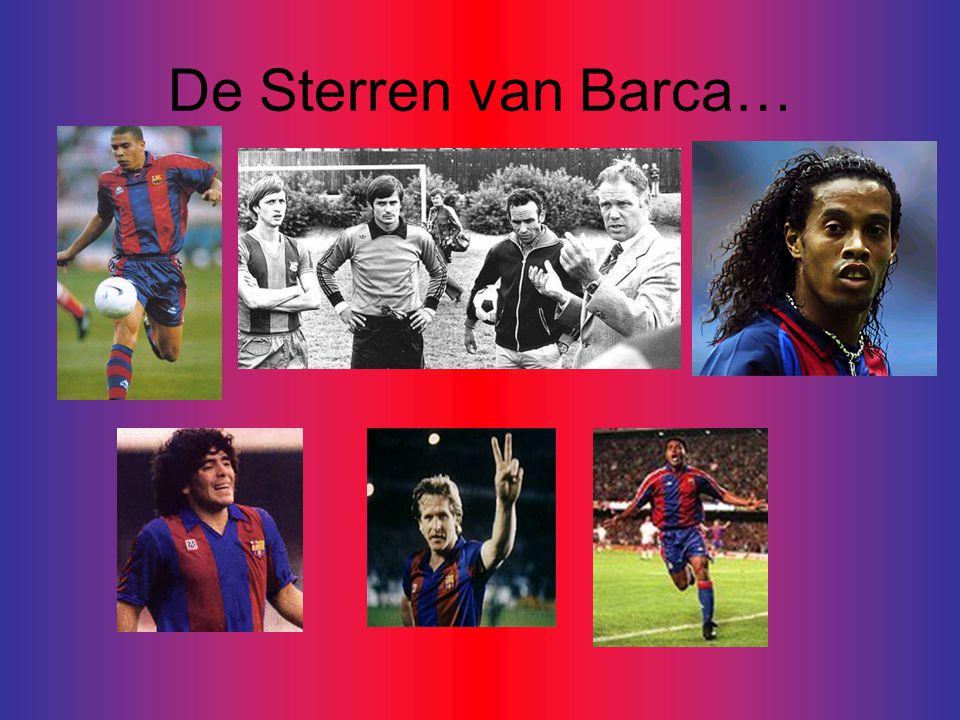 De Sterren van Barca…