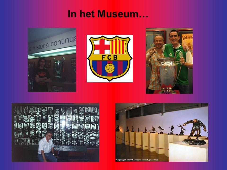 In het Museum…
