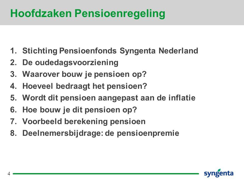 25 E-Pensioen Wat vindt u op de website van E-Pensioen: - Uw privé gegevens, Verzekerden, geboortedatum.