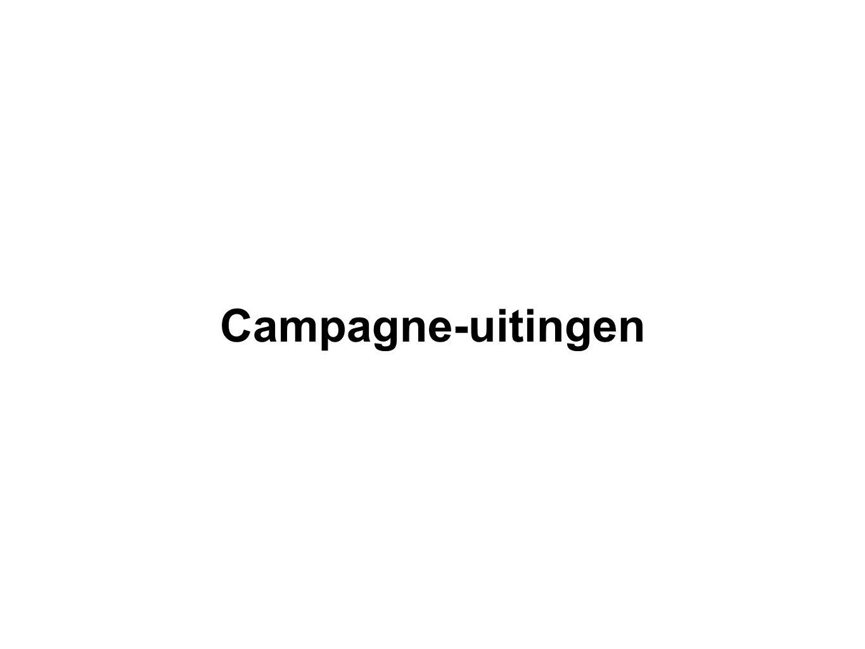 Campagne-uitingen