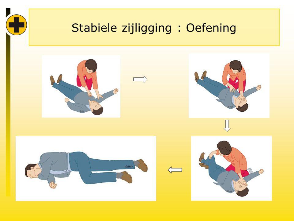 Stabiele zijligging : Oefening