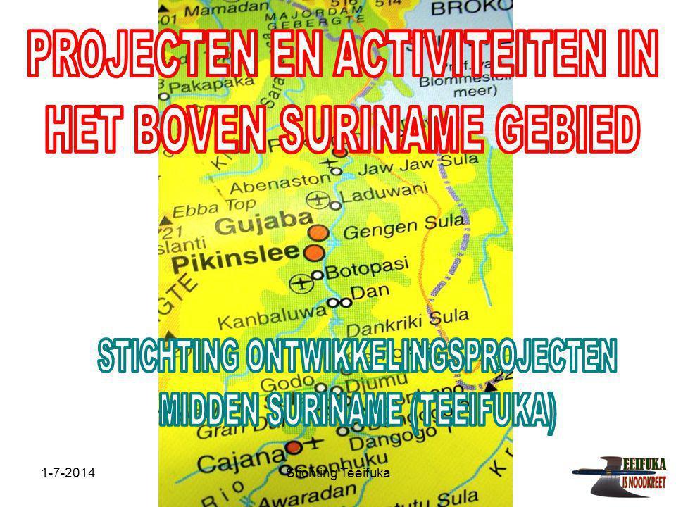 1-7-2014Stichting Teeifuka Hulpgoederenacties