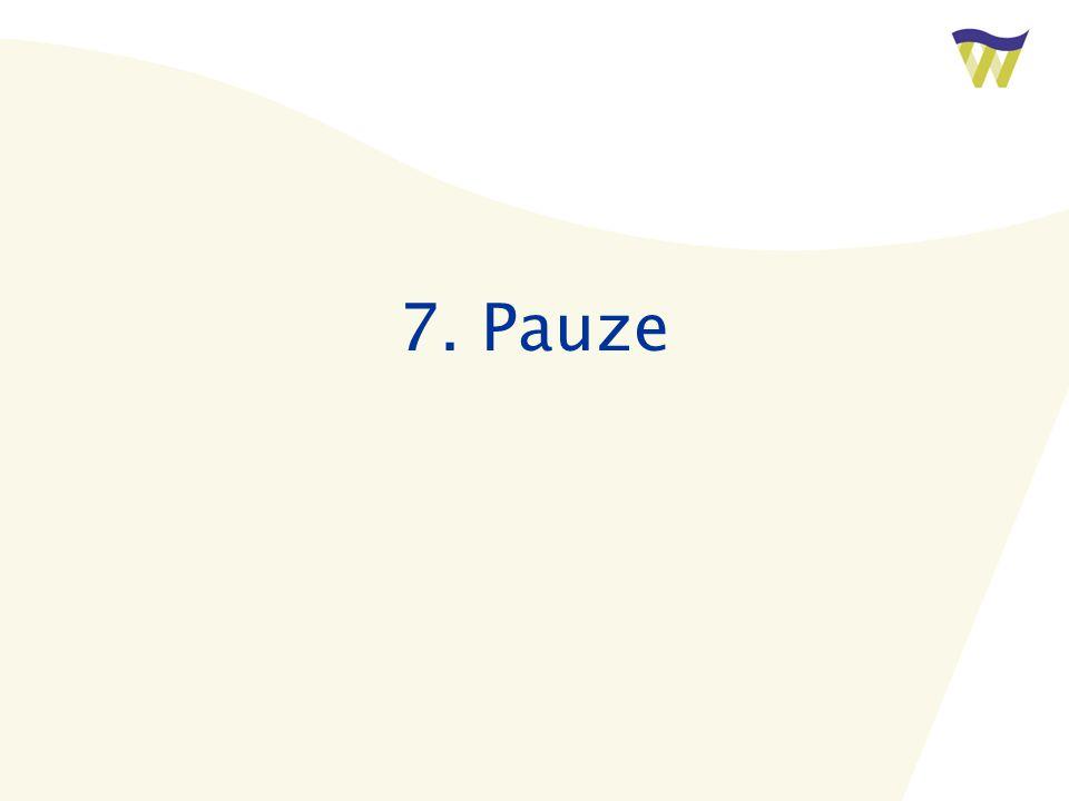 7. Pauze