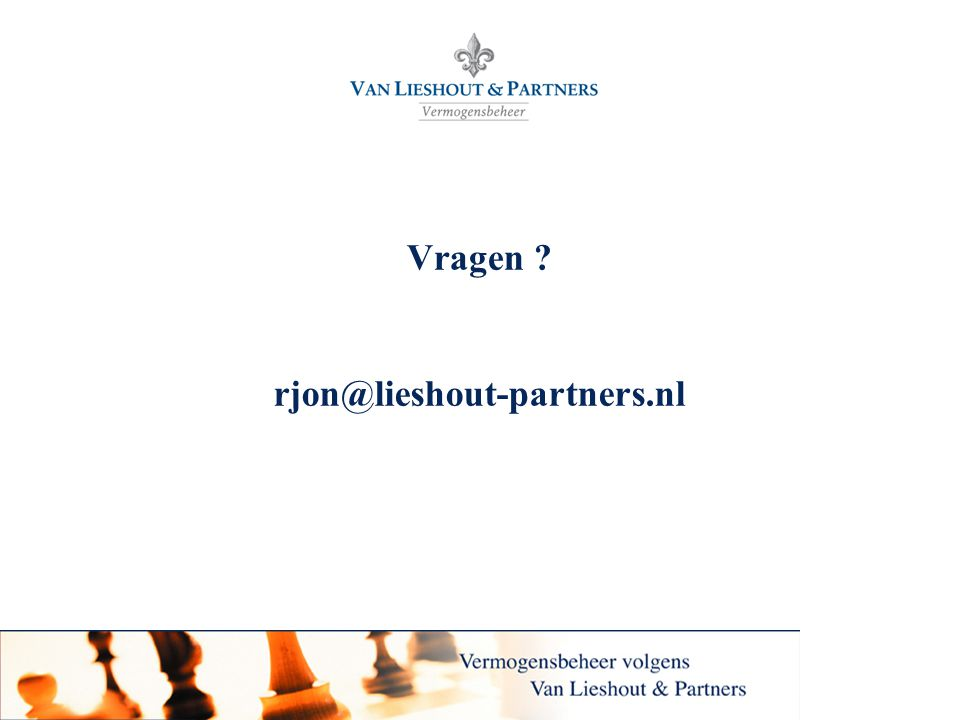 29 Vragen ? rjon@lieshout-partners.nl