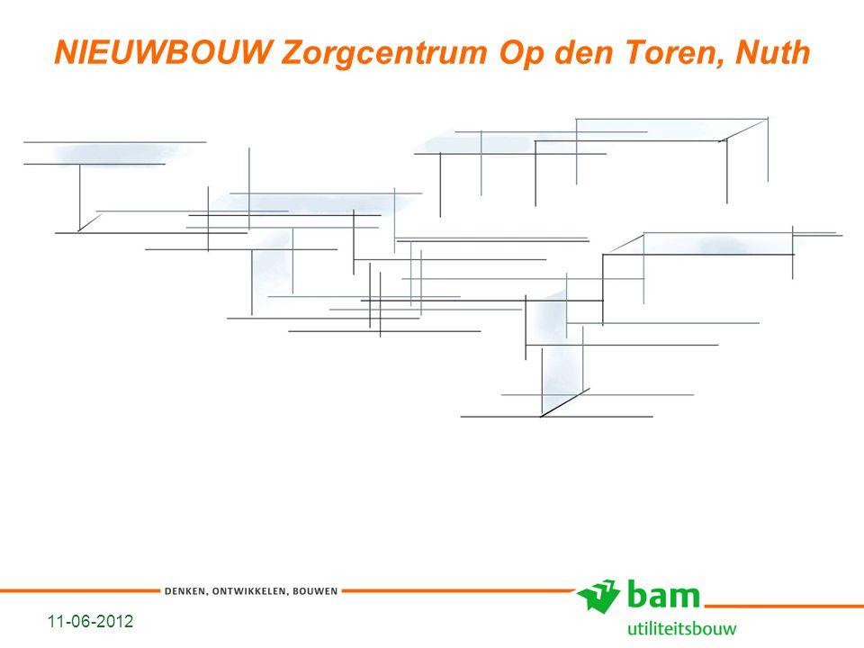 over NIEUWBOUW Zorgcentrum Op den Toren, Nuth 11-06-2012