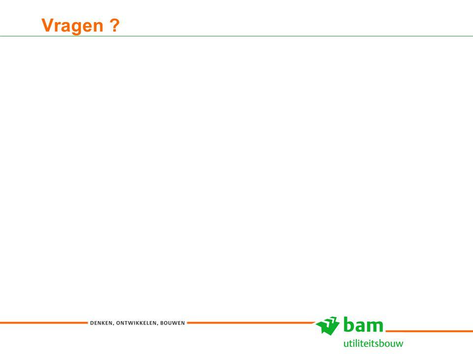 27-01-2011 Koninklijke BAM Groep nv - - Vragen ?