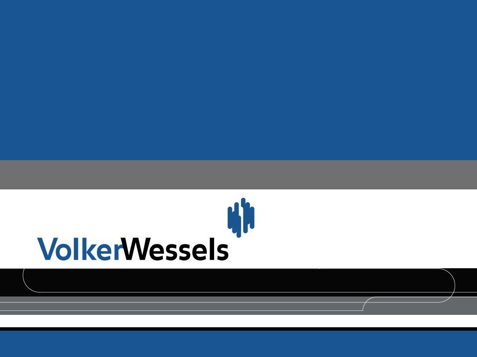 VolkerWessels™ is de handelsnaam van Koninklijke Volker Wessels Stevin nv