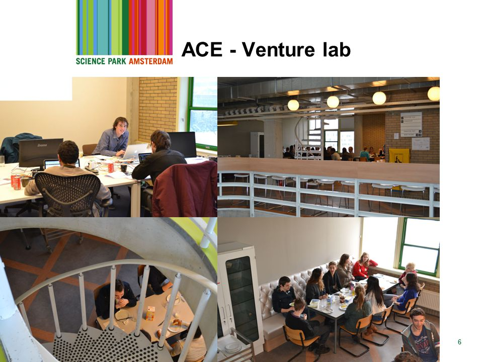 ACE - Venture lab 28 mei 20136