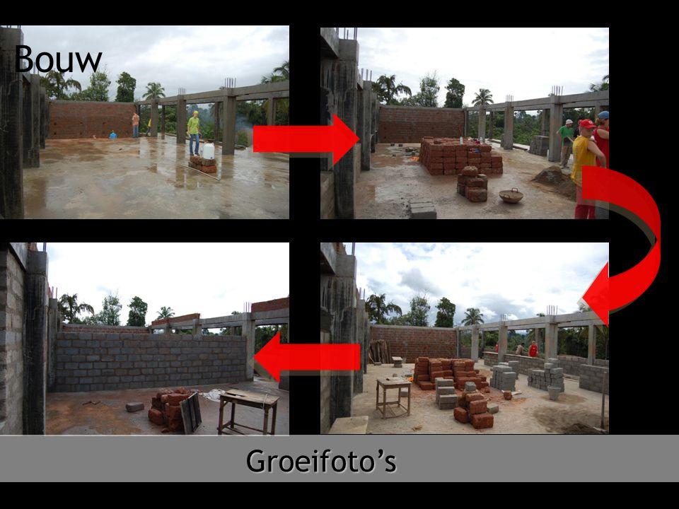 Bouw Groeifoto's