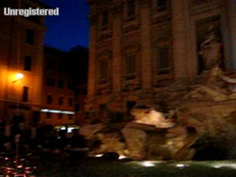 Muntenrapers geweerd bij Trevi-fontein Afgelopen maandag meldden we nog dat een man, Roberto Cercelletta, al twintig jaar goed leeft van het opvissen van muntjes uit de Trevi-fontein in Rome.