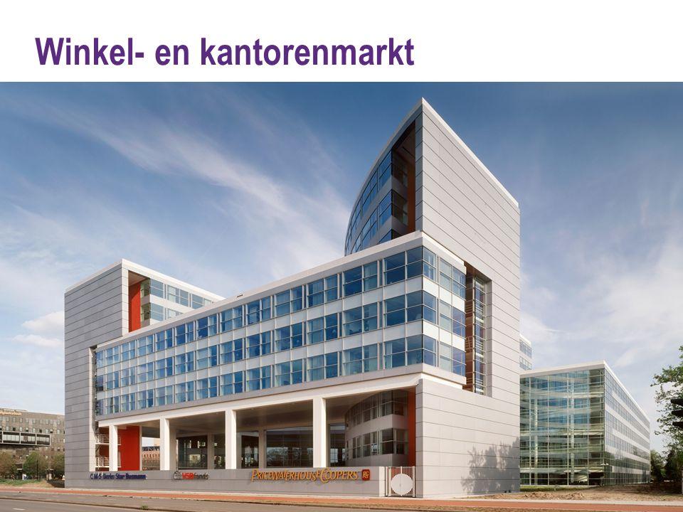 15 Winkel- en kantorenmarkt