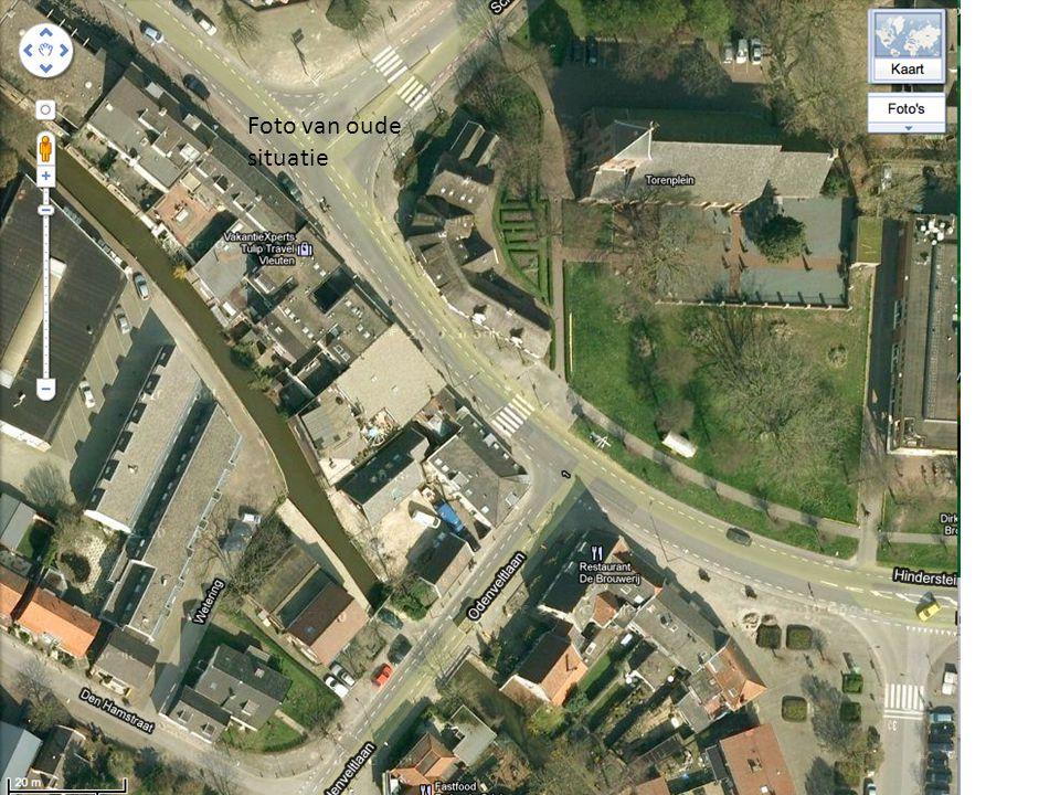 Voorstel voor klein stuk (~200 m) fiets-en voetgangersgebied.