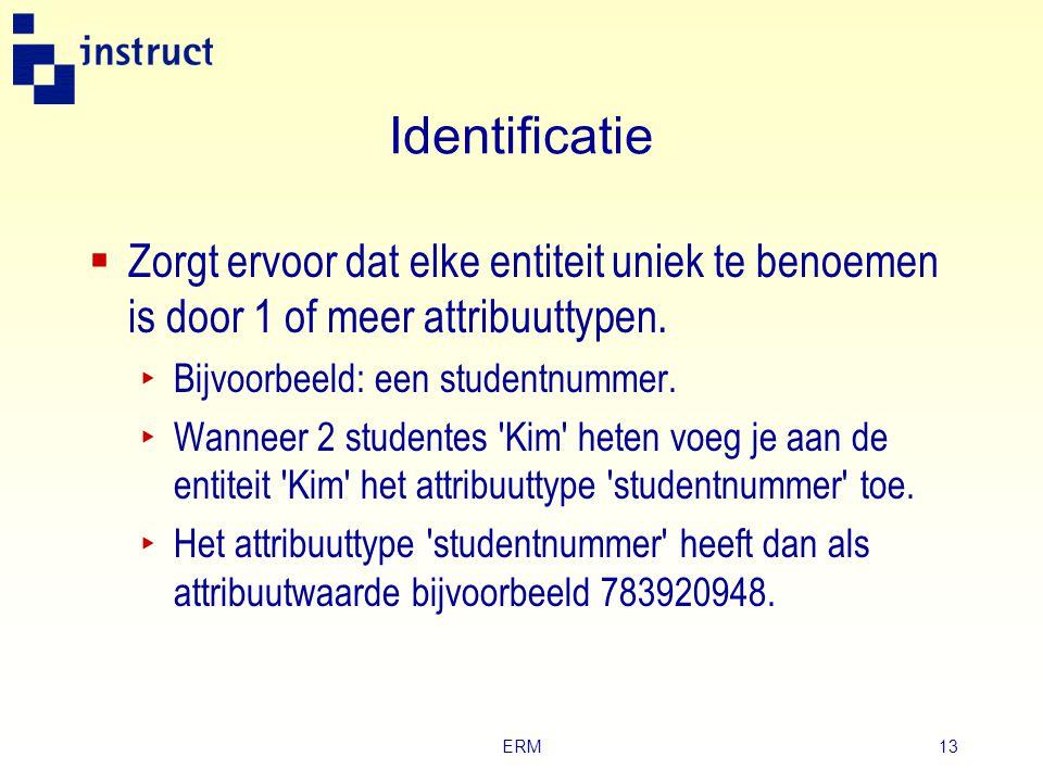 ERM12 Weergaven Student Zit in Klas Student Leent Boek Student Zit in Klas Leent Boek Samen voegen tot 1 figuur =+