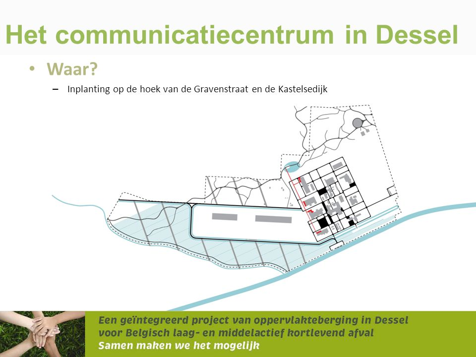 Het communicatiecentrum in Dessel • Waar.