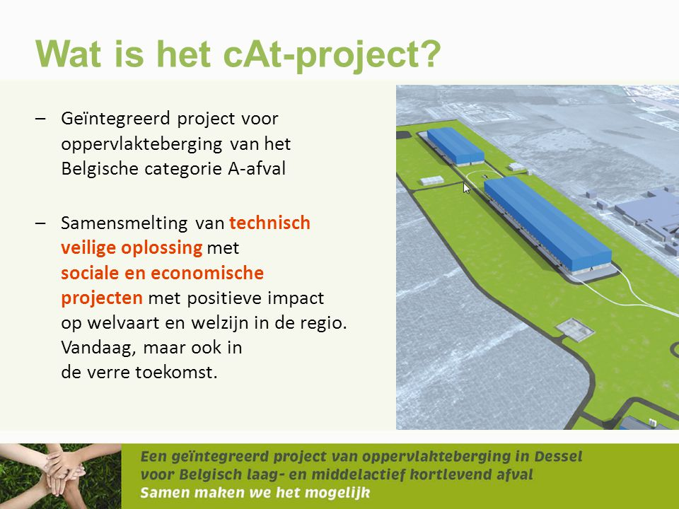 Wat is het cAt-project.