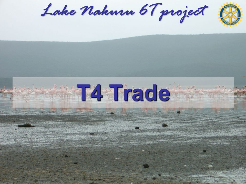 Lake Nakuru 6T project T4 Trade