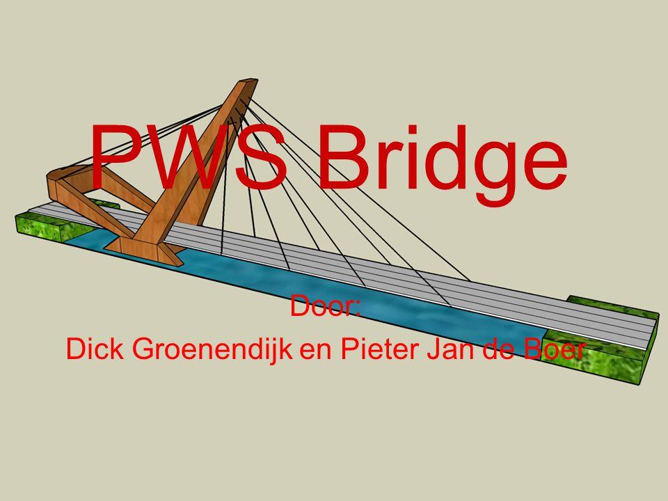 PWS Bridge Door: Dick Groenendijk en Pieter Jan de Boer