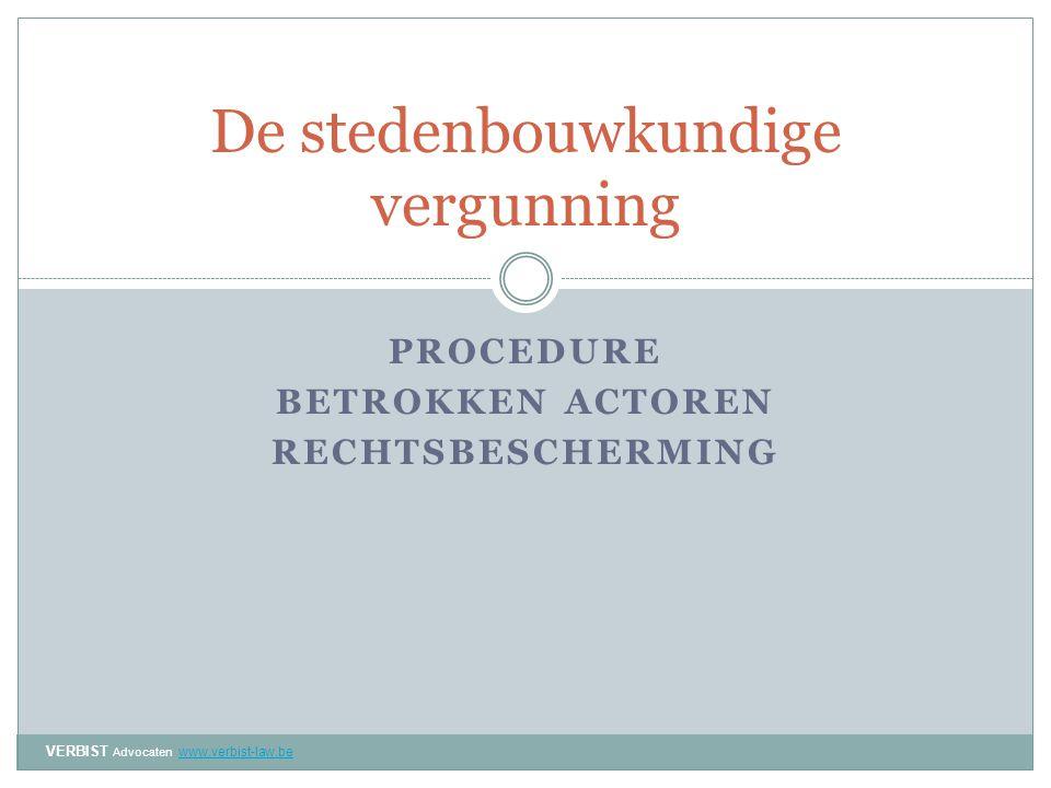 A.Inleiding  Algemene regel: Er heerst in Vlaanderen een algemeen bouwverbod.