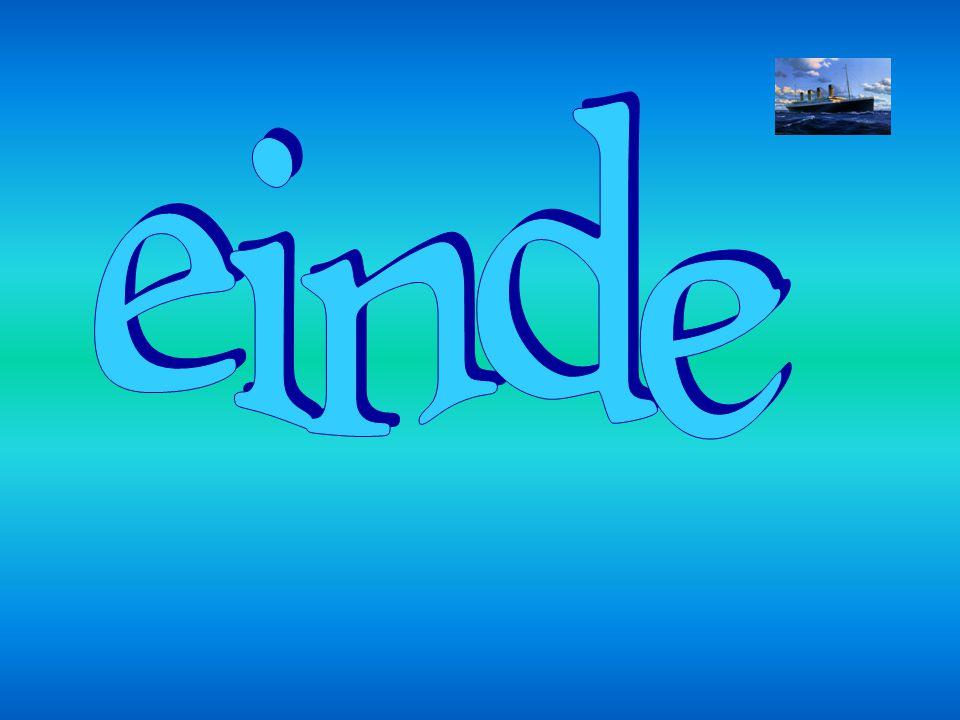 bronnen •http://www.spreekbeurten.info/titanic.html http://www.botentehttp://muziek-en-film.infonu.nl/film-en-video/4237-titanic-de-gebeurtenis- en-fi