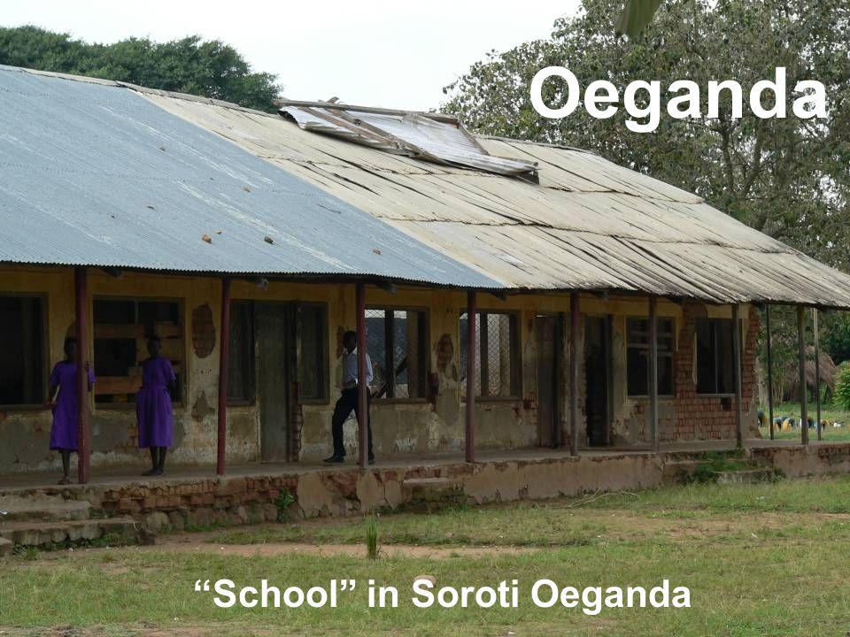 School in Soroti Oeganda Oeganda