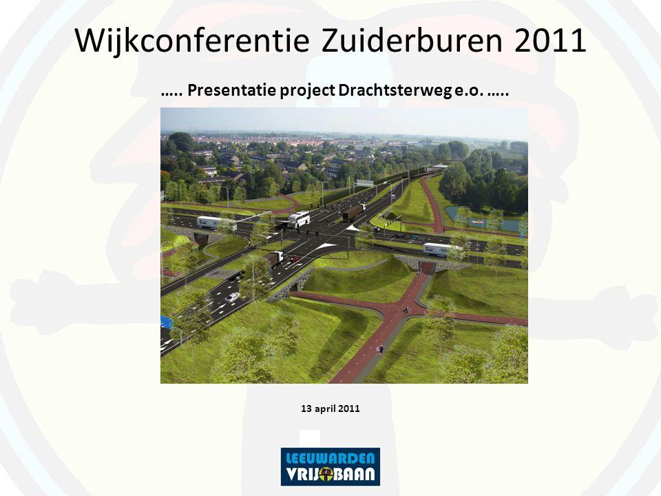 Presentatie-agenda 1.Inleiding project 2.Planning 3.Tijdelijke verkeerssituatie Drachtsterplein 4.Tijdelijke verkeerssituatie Aquaduct en aansluiting Zuiderburen 5.Vragen