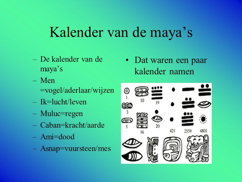 Beschrijving van de maya stam.•De maya's waren verdeeld in groepen,ook wel standen genoemd.
