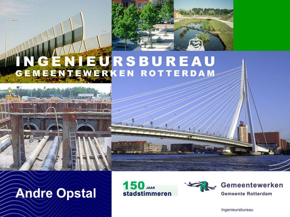 Gemeentewerken Gemeente Rotterdam Ingenieursbureau Andre Opstal