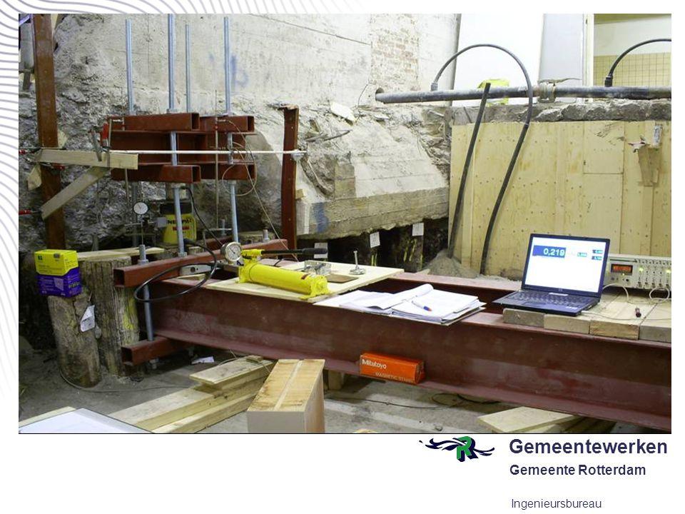 Gemeentewerken Gemeente Rotterdam Ingenieursbureau