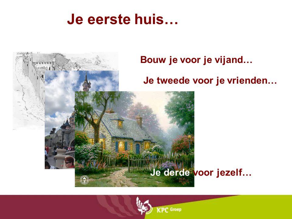 Bouw de school voor jezelf •Over uitdagingen en valkuilen Harry Gankema h.gankema@kpcgroep.nl