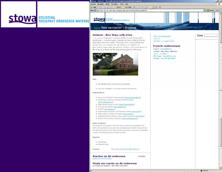 Initiatieven Deventer e.o.: • Tauw • Witteveen&Bos • Klaassen-groep