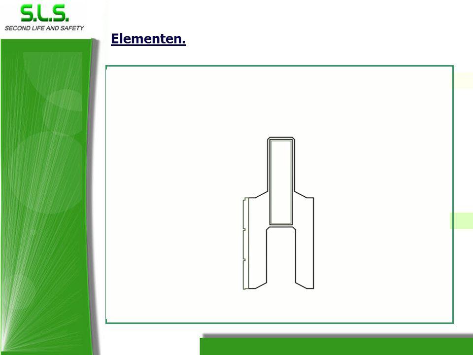 Elementen. Funderingselement Basiselement