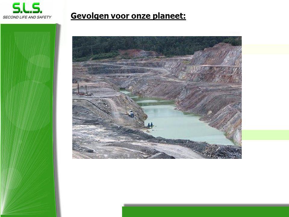 Gevolgen voor onze planeet: