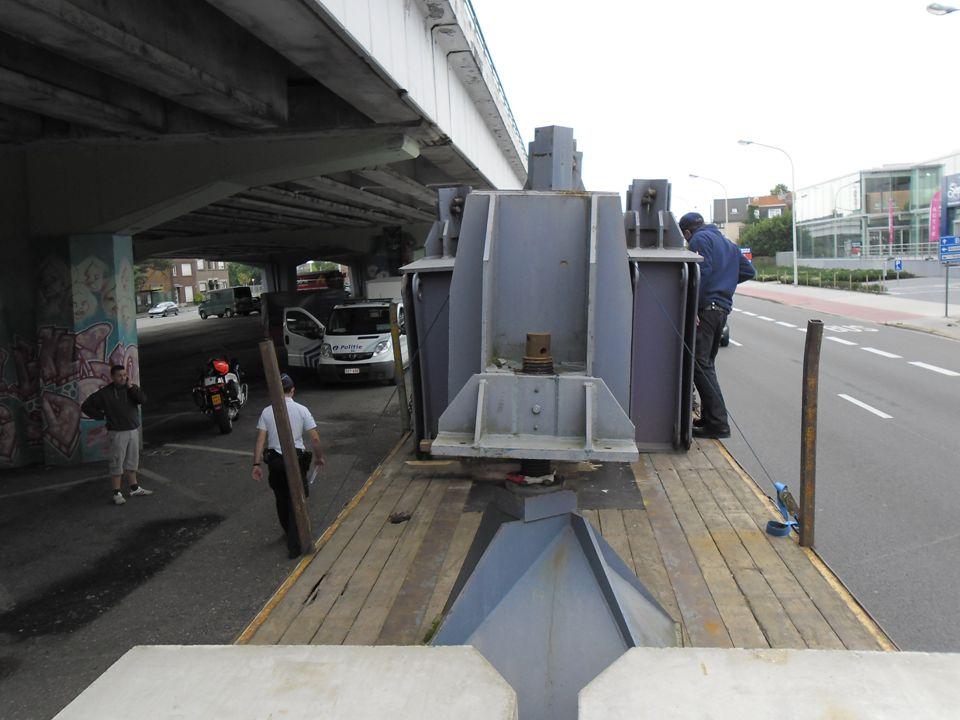 Transportbedrijf veroordeeld voor overlijden bij ongeval tijdens lossen als gevolg van ontoereikende ladingzekering