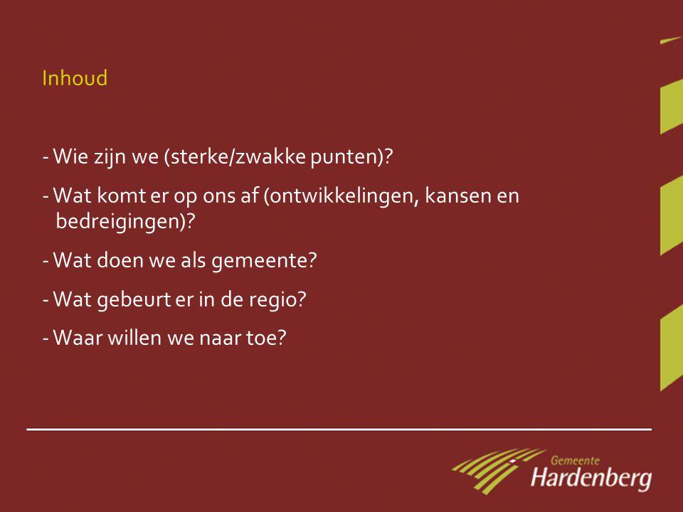 Regio Zwolle • Kunststoffen, nieuwe materialen • Health & Care Cross Overs • Duurzaamheid/Energie • Logistiek • Agrifood • ICT