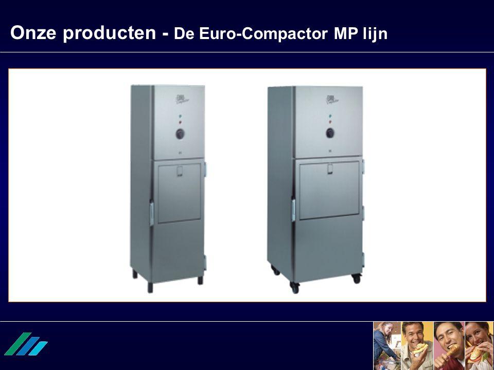 Onze producten - De Euro-Compactor MP lijn