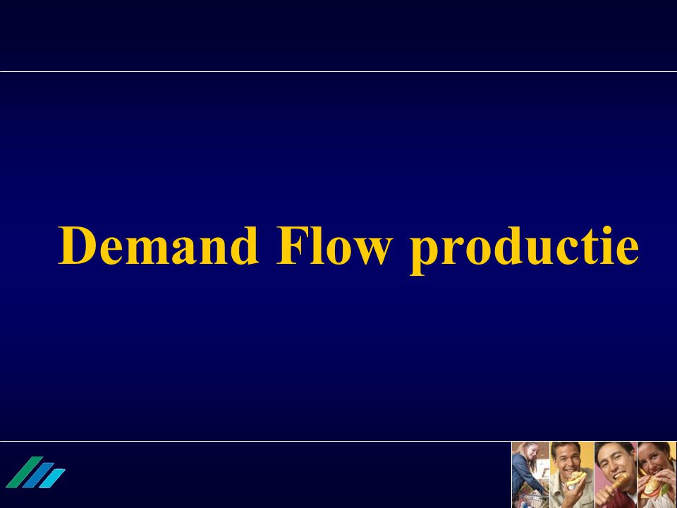 Demand Flow productie