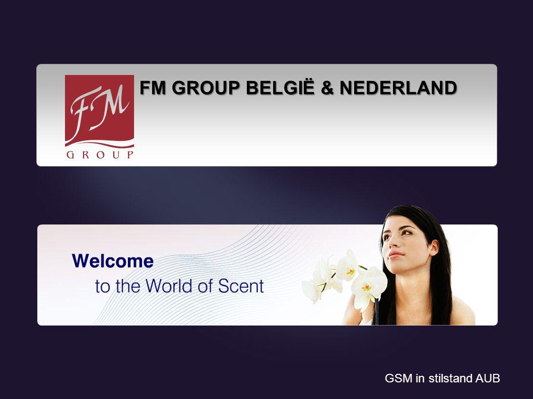 GSM in stilstand AUB FM GROUP BELGIË & NEDERLAND