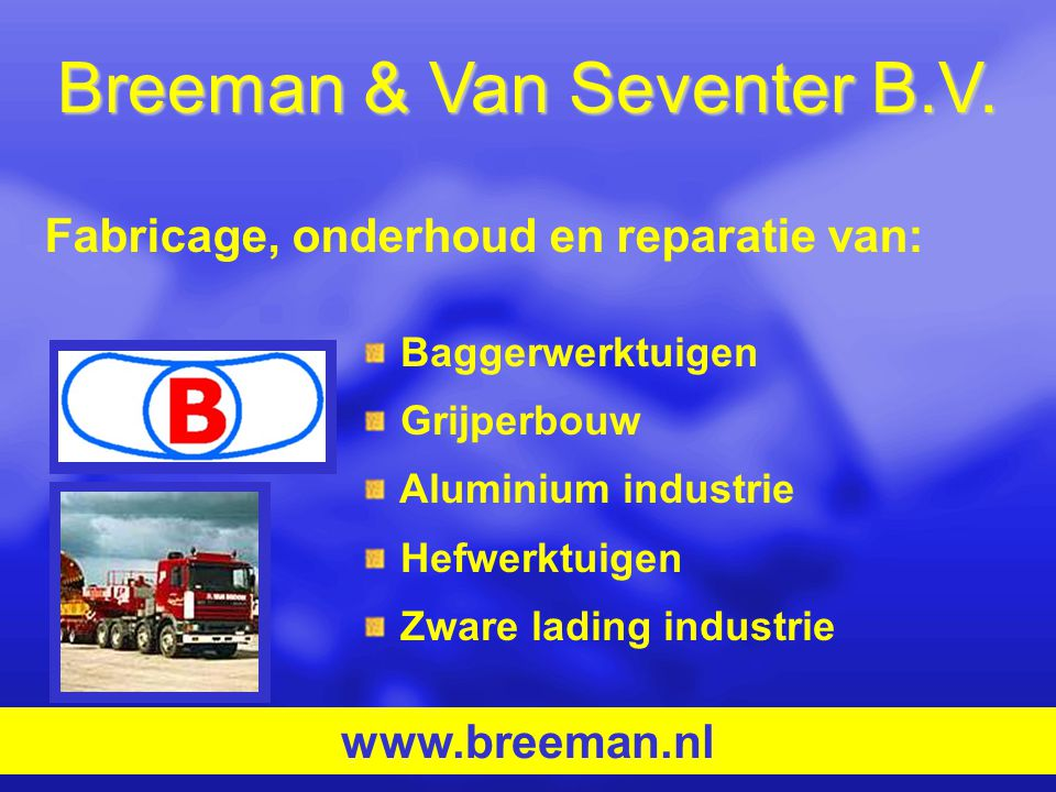Breeman & Van Seventer B.V.