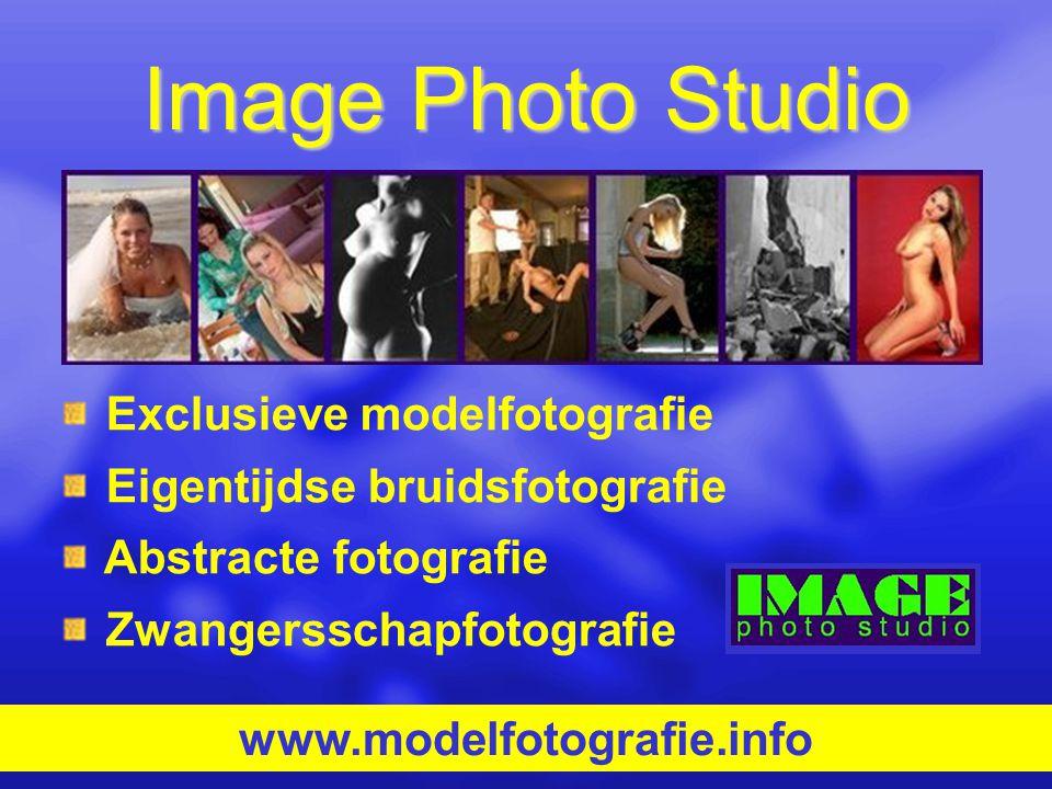 Image Photo Studio Exclusieve modelfotografie Eigentijdse bruidsfotografie Abstracte fotografie Zwangersschapfotografie www.modelfotografie.info