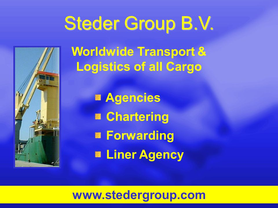 Steder Group B.V.