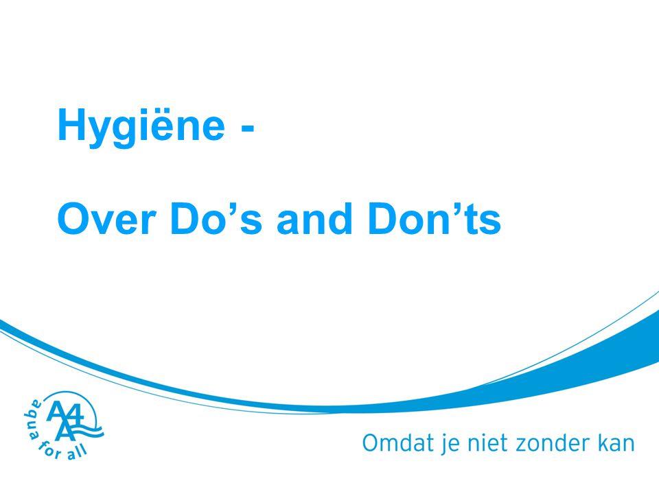 7/1/2014 1 Programma 14.10 – 15.00 : Wat is hygiёne.