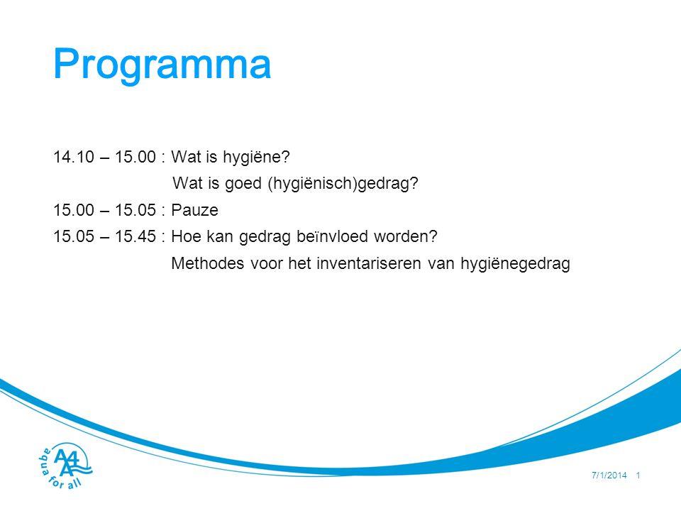 7/1/2014 2 Wat is hygiёne.