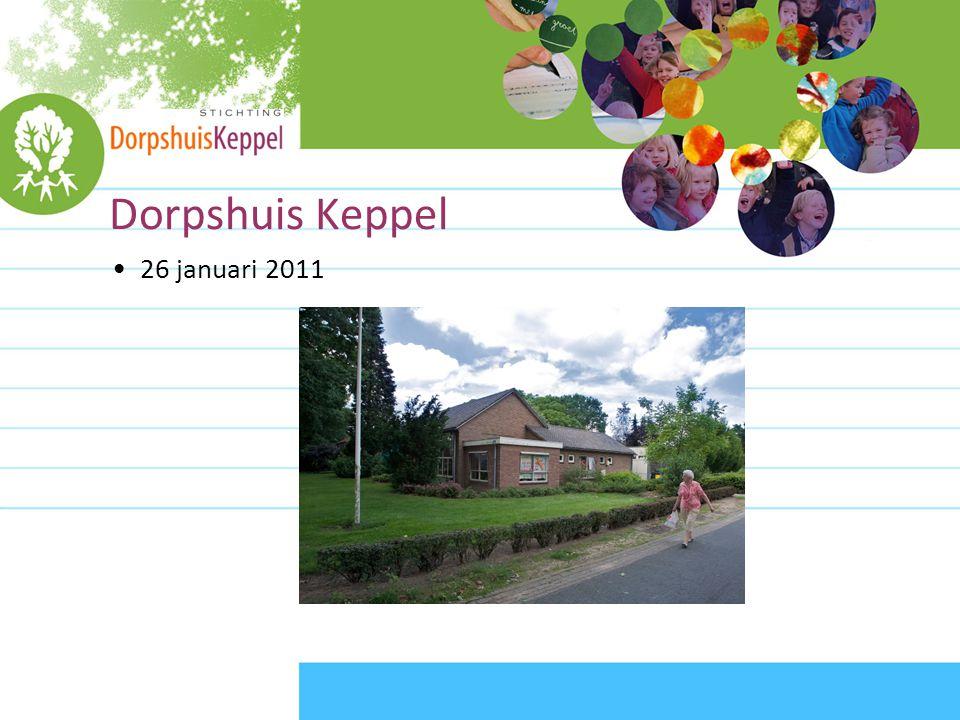 Dorpshuis Keppel •26 januari 2011