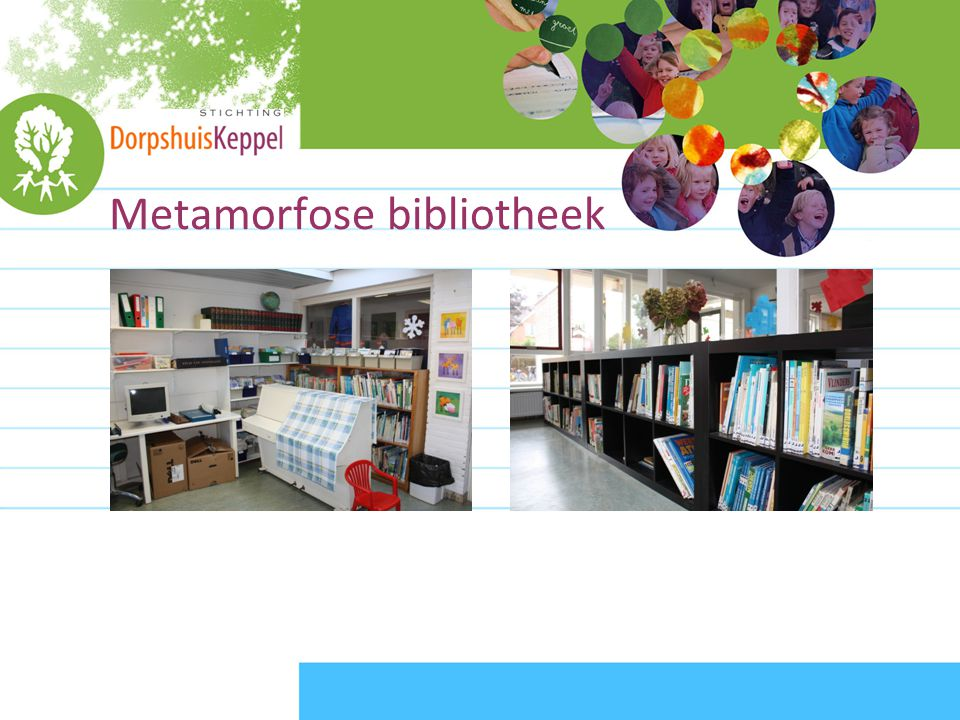Metamorfose bibliotheek