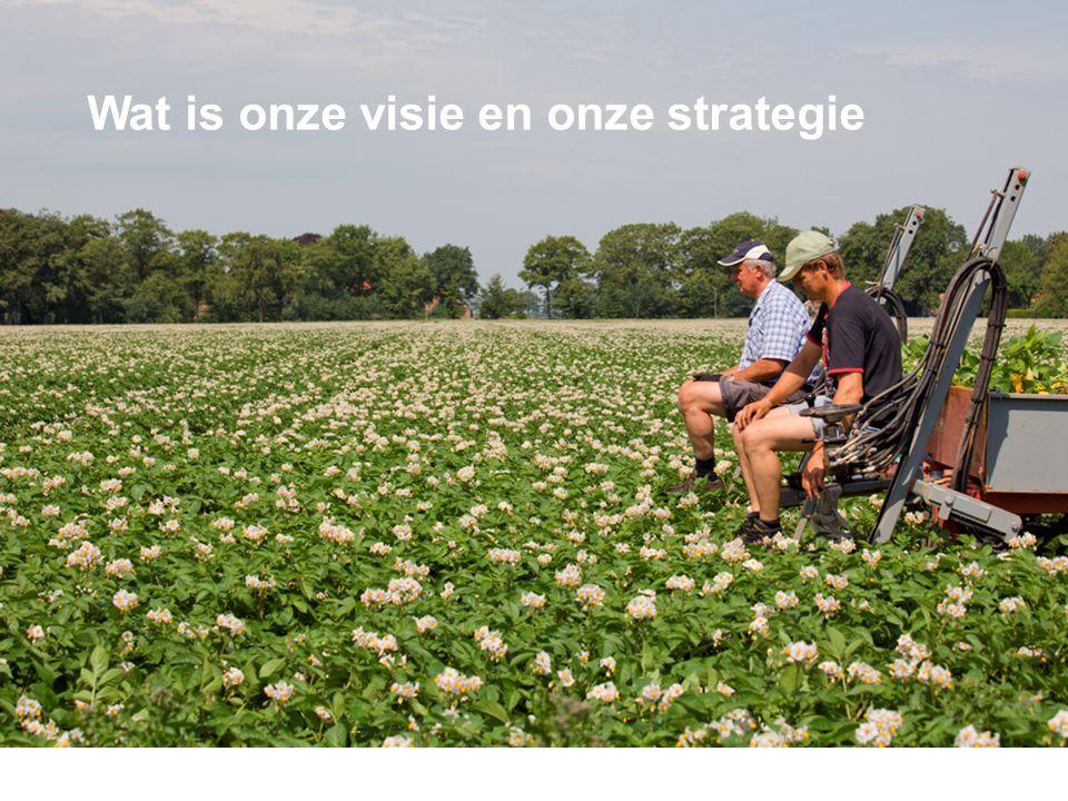 Wat is onze visie en onze strategie dia